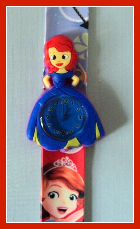 22cm Princess Slap Watch - W65 Image