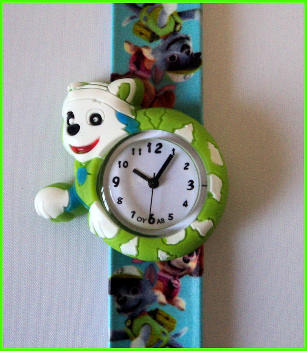 Paw Patrol - Rocky - Slap Watches Image