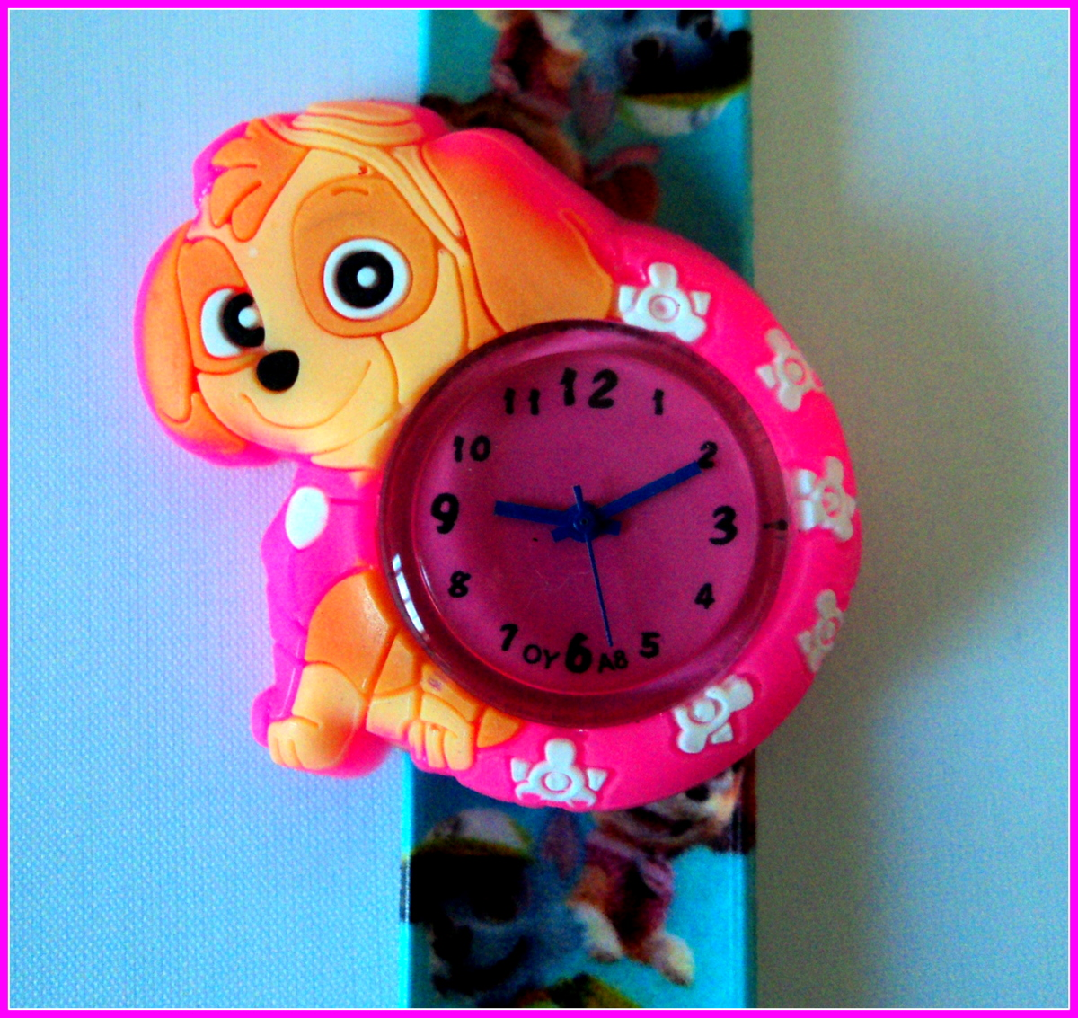 Paw Patrol - Skye - Slap Watches Image