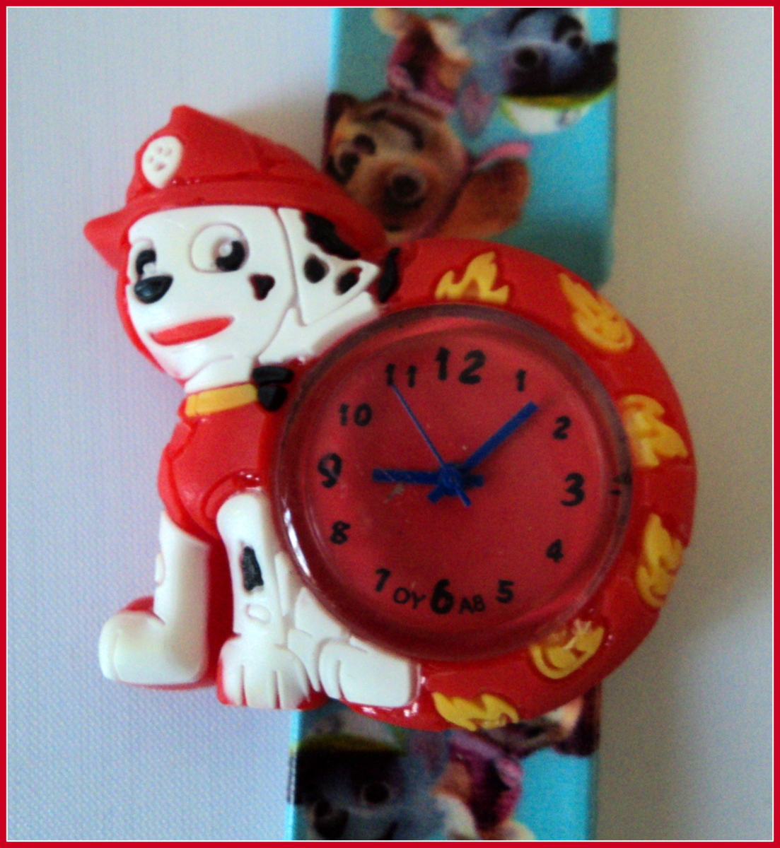 Paw Patrol - Marshall - Slap Watches Image