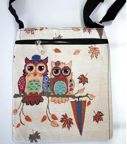 Bags3 CBB12 - Two Owls Image