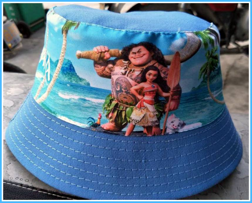 Moana - Bucket Hat Image
