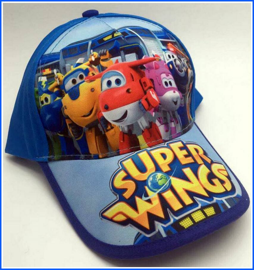 Superwings Cap - C55 Image