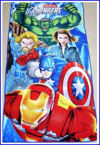Towel - Avengers Image