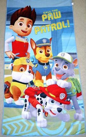 Flat Towel - Paw Patrol 2 Image