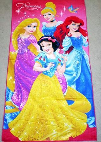 Towel - Princess 2 Image