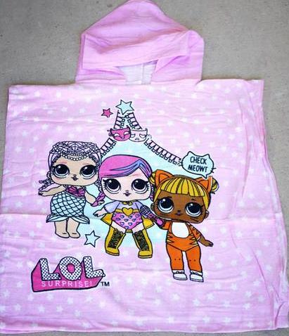 Hooded Towel - LOL Image