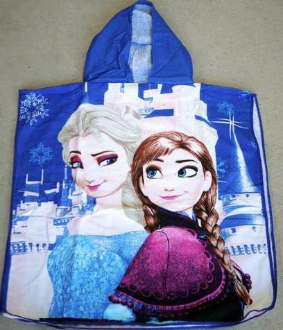 Hooded Towel - Frozen 2 Image