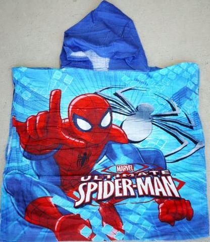 Hooded Towel - Spider Man 1 Image
