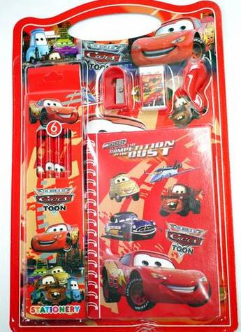 Cars - 10 piece set Image