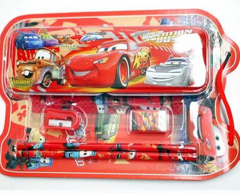 Cars 2 6 piece set Image