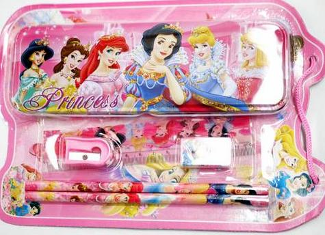 Princess 2 6 piece set Image