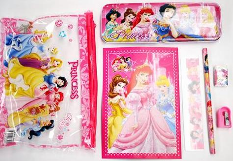 Princess 7 piece set Image