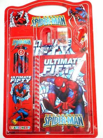 Spider Man 10 piece set Image