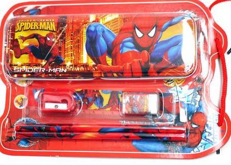 Spider Man 2 6 piece set Image