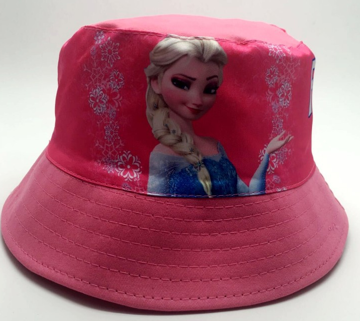 Bucket Hat - Frozen Single - Pink Image