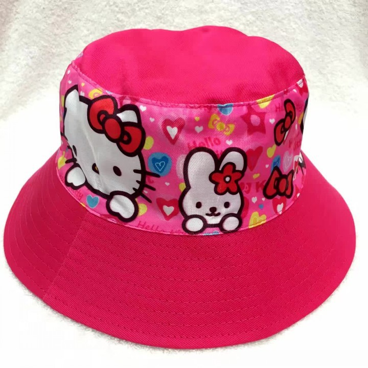 Bucket Hat - Hello Kitty Image