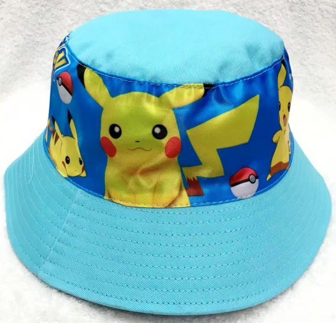 Bucket Hat - Pokemon Image
