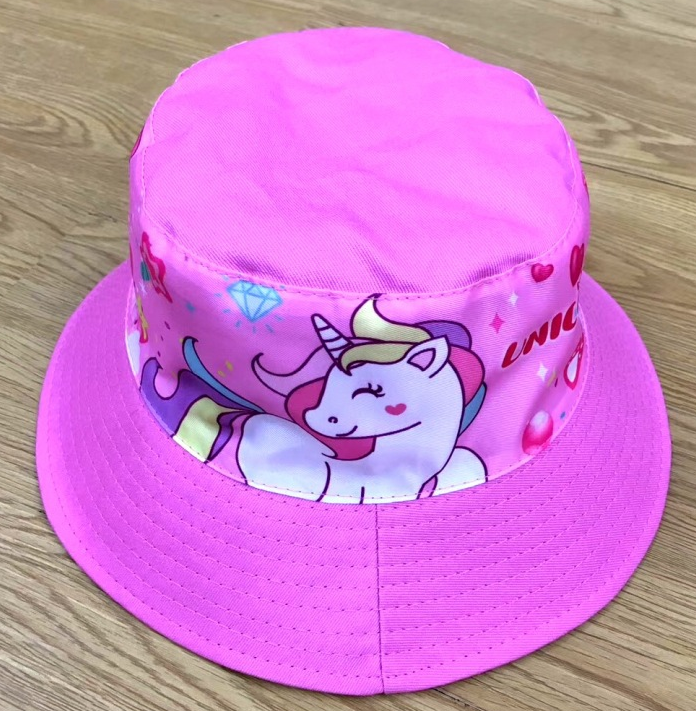 Bucket Hat - Unicorn Image