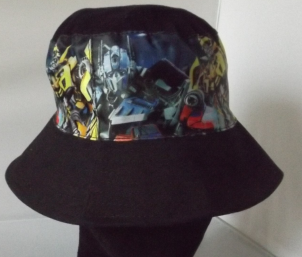Bucket Hat - Transformers Image