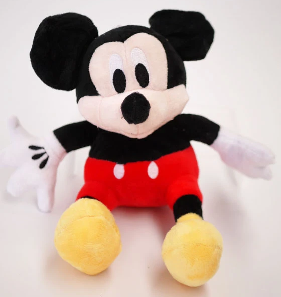 Soft Toy - Mickey Mouse Image
