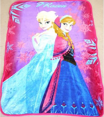 Blanket Large - Frozen Image