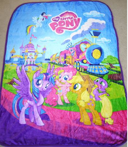 Blanket - My Little Pony Image