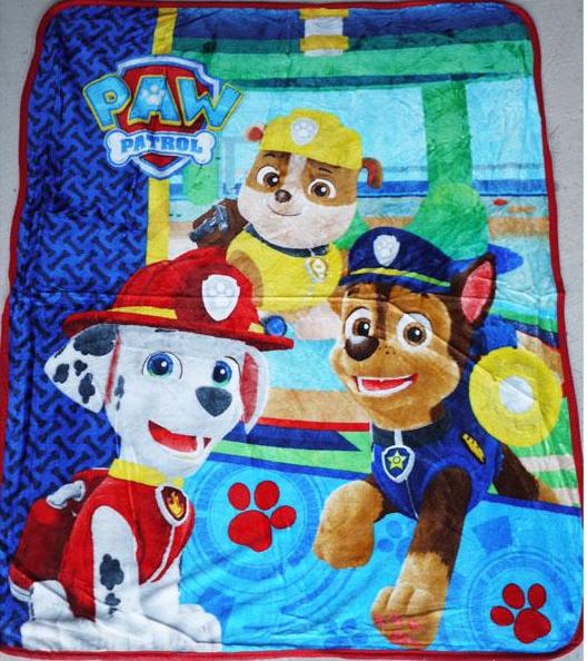 Blanket Large - PAW Patrol Image