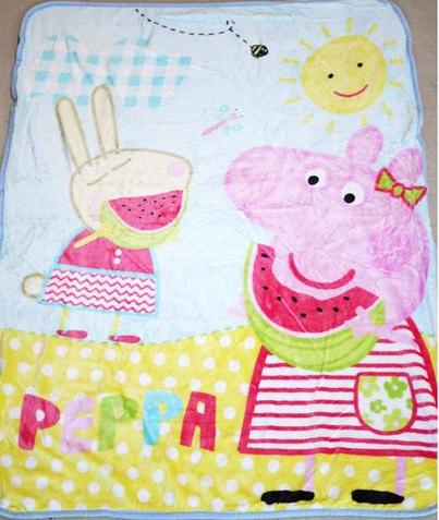 Blanket - Peppa Pig Image