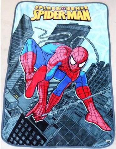 Blanket - Spider Man Image
