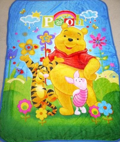 Blanket - Winnie and Friends Image
