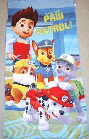 Towel - Paw Patrol Image
