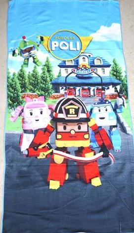 Towel - Robocop Image