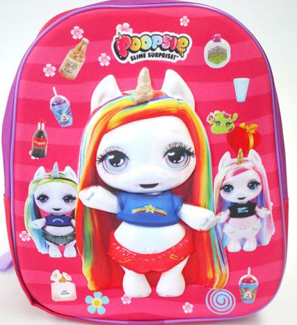 Back Pack - Unicorn Image