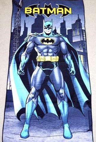 Towel - Batman Image