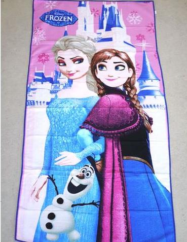 Towel - Frozen 1 Image