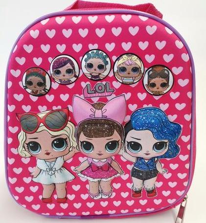 Lunch Bag - LOL Image