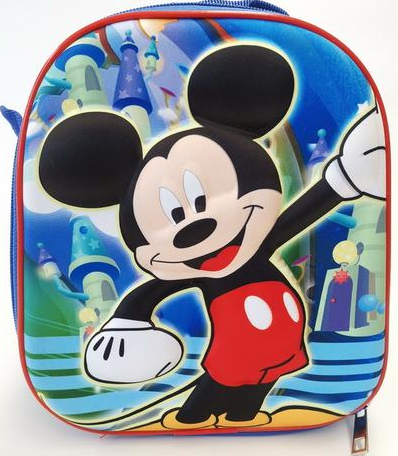Lunch Bag - Mickey Image