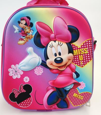 Lunch Bag - Minnie Image