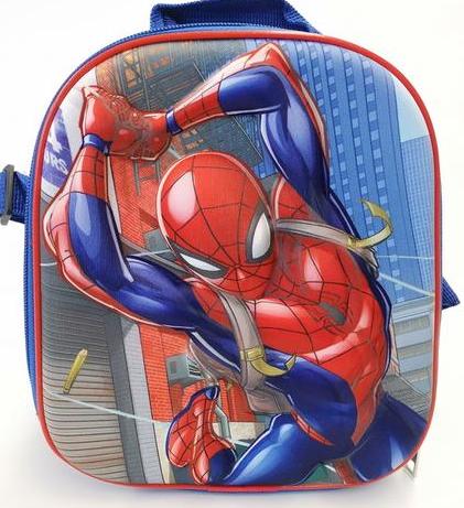 Lunch Bag - Spider Man Image