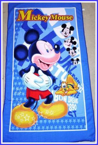 Towel - Mickey Image