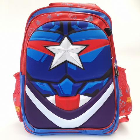 Large Back Pack - Captain America Image