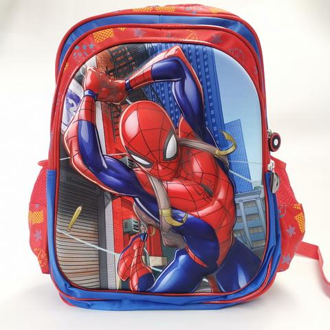 Large Back Pack - Spider Man Image