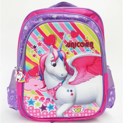 Large Back Pack - Unicorn 1 Image