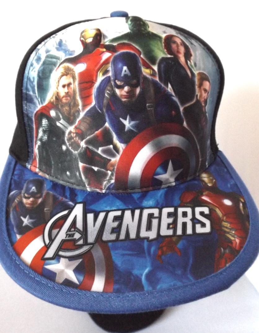 3D Cap - Avengers Image
