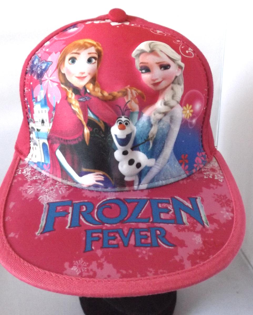 3D Cap - Frozen Image