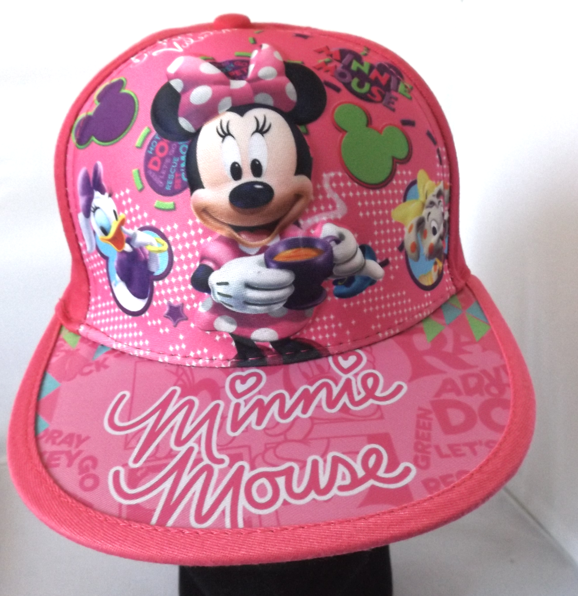 3D Cap - Minnie Image