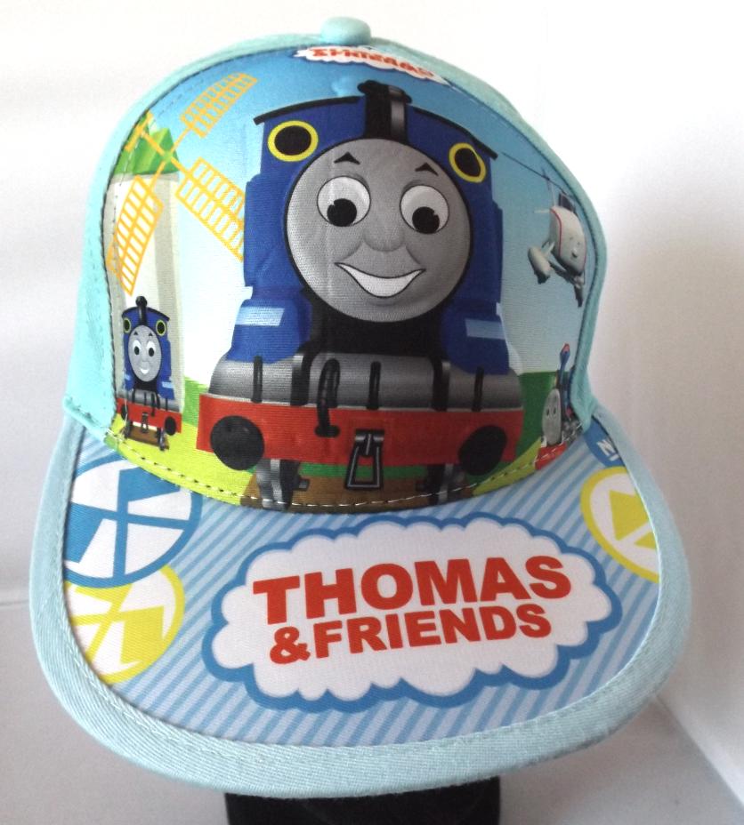 3D Cap - Thomas Image