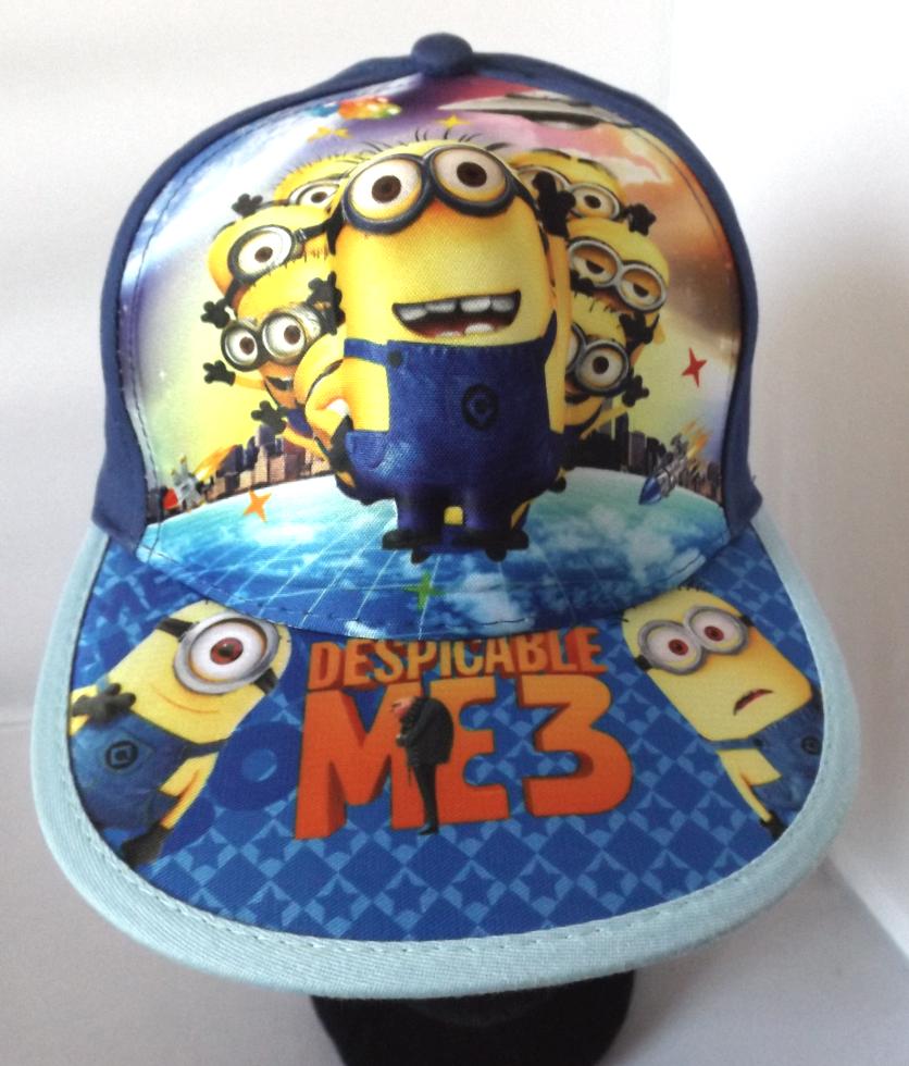 3D Cap - Minions Image