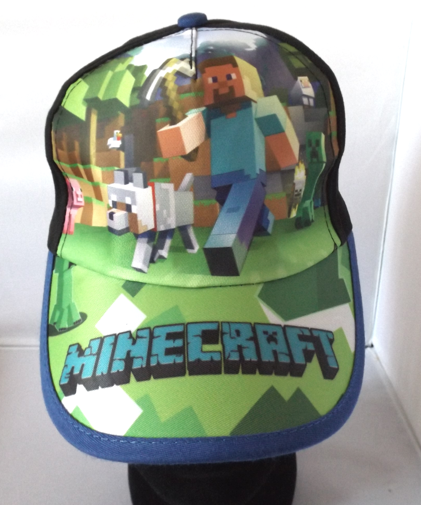 Cap - Minecraft Image